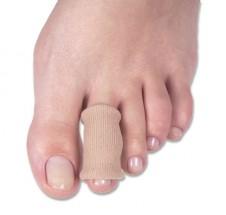 Anel Protetor de Gel para os Dedos Anti Calo com Tecido