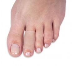 Anel Protetor para os Dedos Anti Calo em Gel