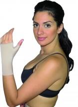 Luva de Compressão com Proteção UV Sem Dedos